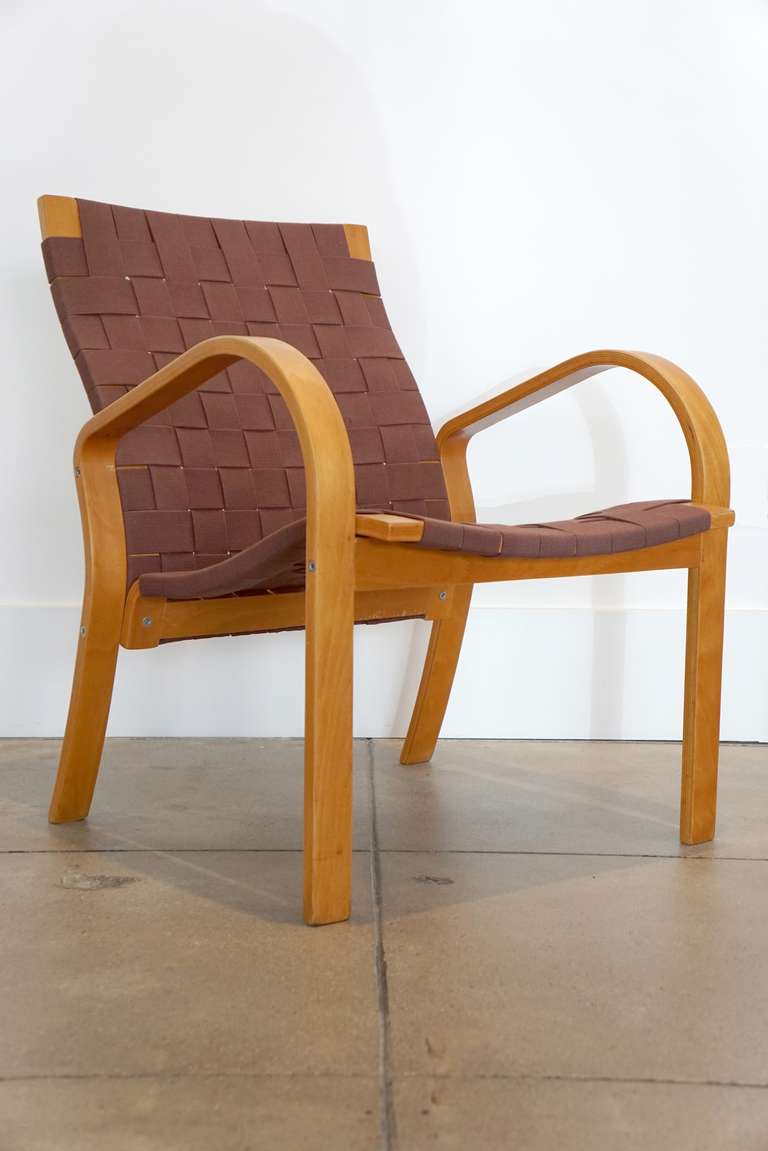 Bruno Mathsson Chair. A Short Description About The Picture Goes Here